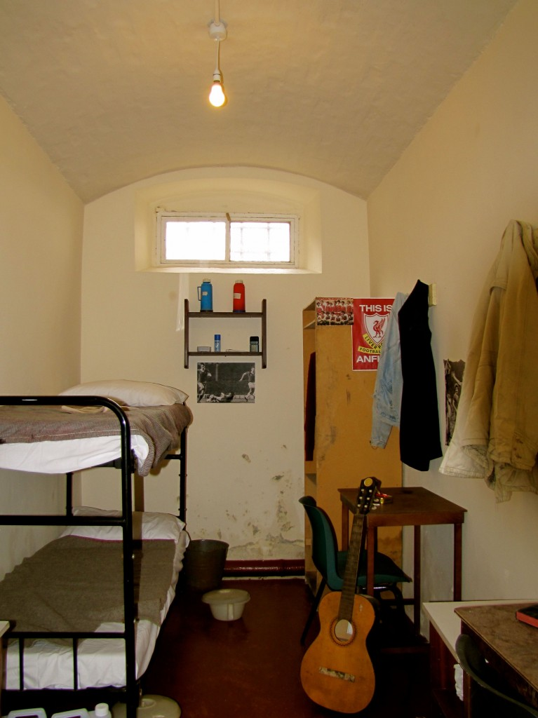 By the 1970s and 80s, they had abandoned the Separate Method of confinement, putting two prisoners - sometimes three, if necessary - into cells intended for one.