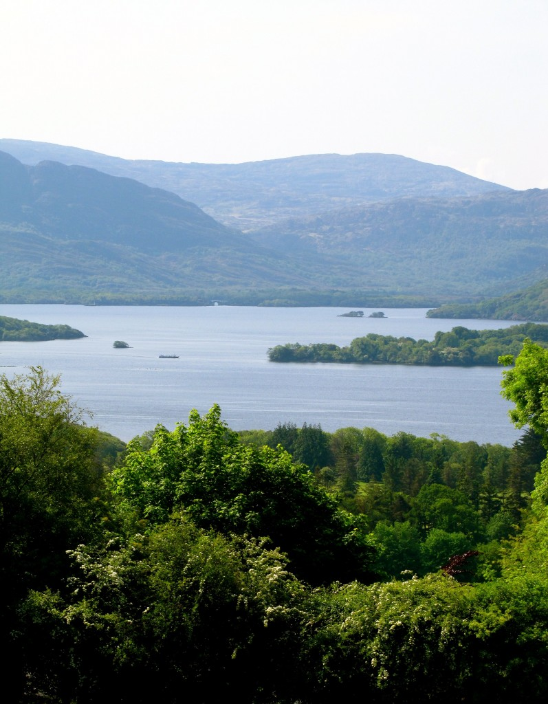 There's no wonder that Killarney area is a popular tourist destination.