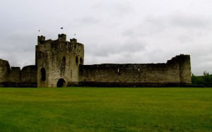 Trim Castle was one of two castles used in the filming of Braveheart. It was the stand-in for York, and the grounds were used for London in the execution scene.