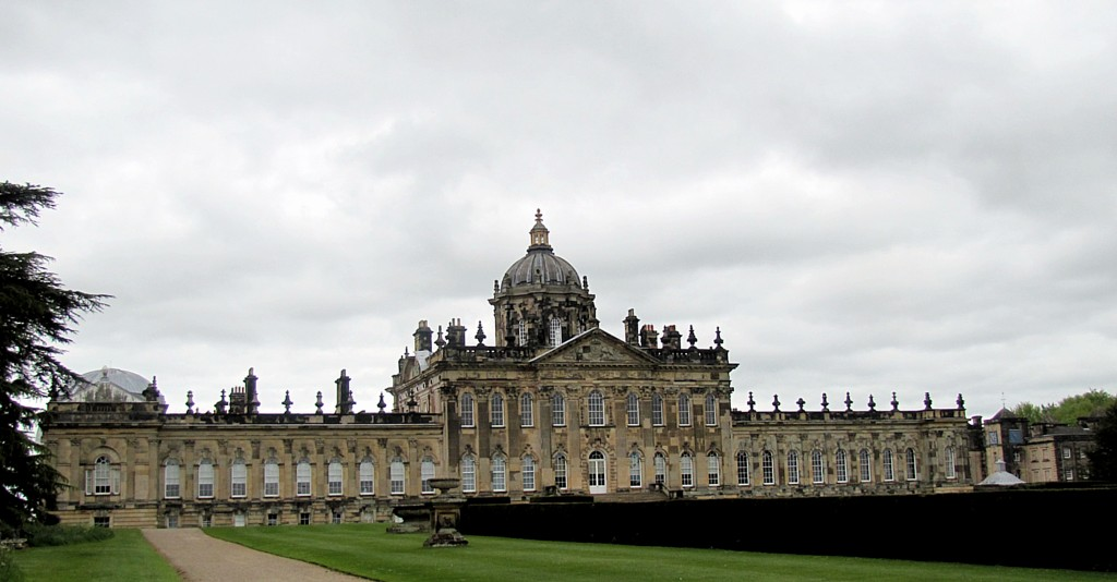 It's also where they filmed both the 80s miniseries of Brideshead Revisted and the 2008 remake.